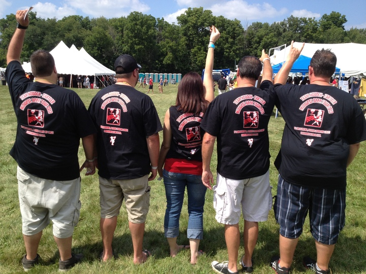 Midwest Brewers Fest T-Shirt Photo