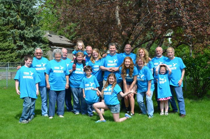 Team Mackenzie T-Shirt Photo