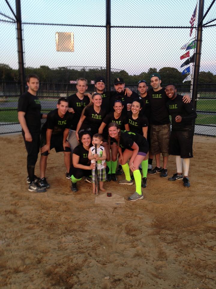 Team T.I.D.E. T-Shirt Photo