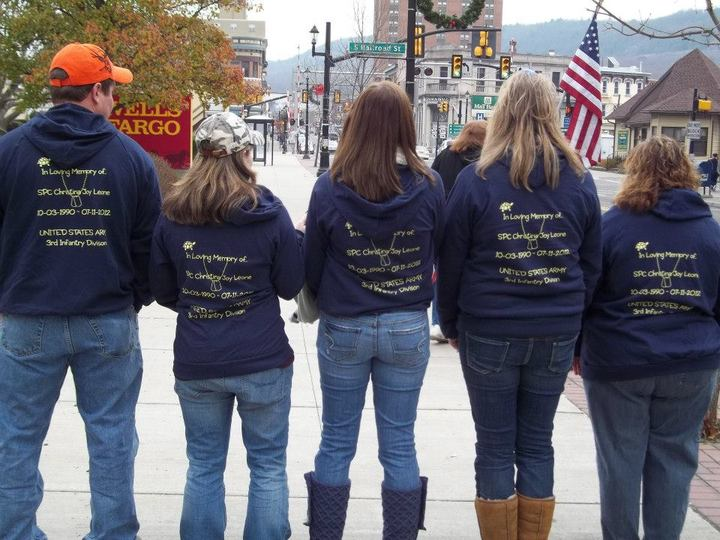 Veteran's Day Parade  T-Shirt Photo