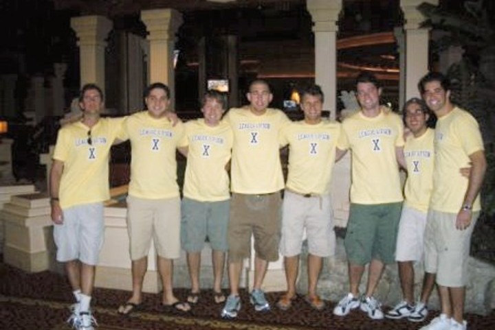 Vegas Fantasy Football Draft 2006 T-Shirt Photo