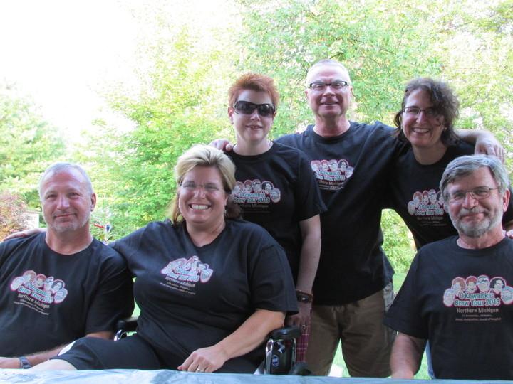 O'kowalski's Brew Crew 2013 Tour T-Shirt Photo