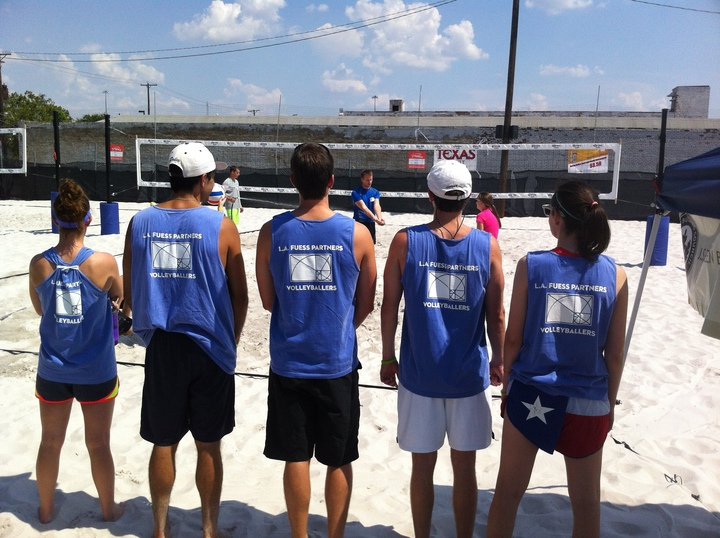 Lafp Volleyballers T-Shirt Photo