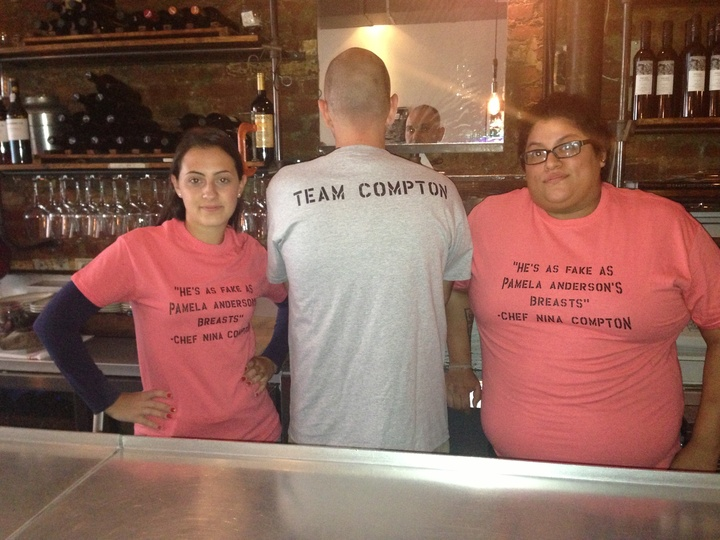 Team Compton T-Shirt Photo