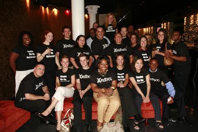 The Ardbeg Appreciation Team T-Shirt Photo