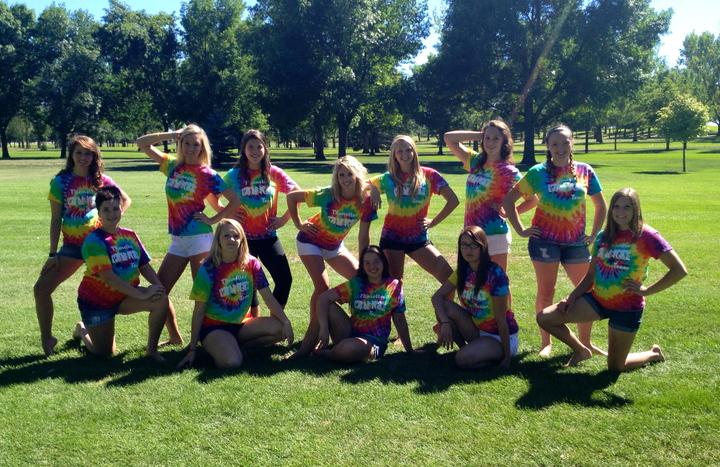 Titanettes Dance Team T-Shirt Photo