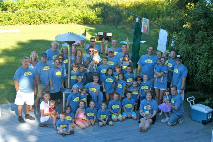 Slaney's *10th Annual Cookout T-Shirt Photo