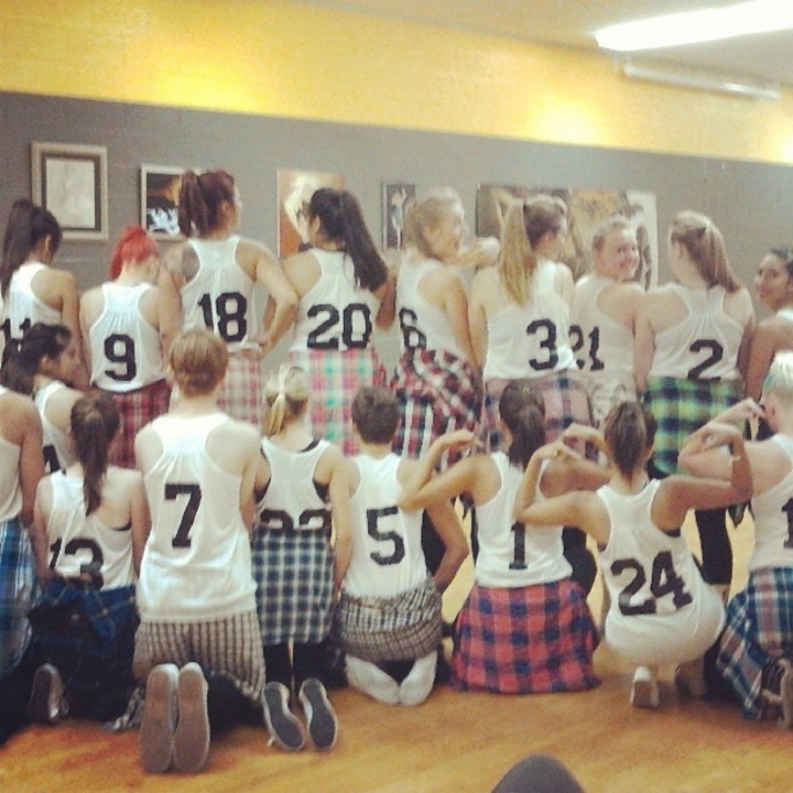 Cottonwood Dance Company T-Shirt Photo