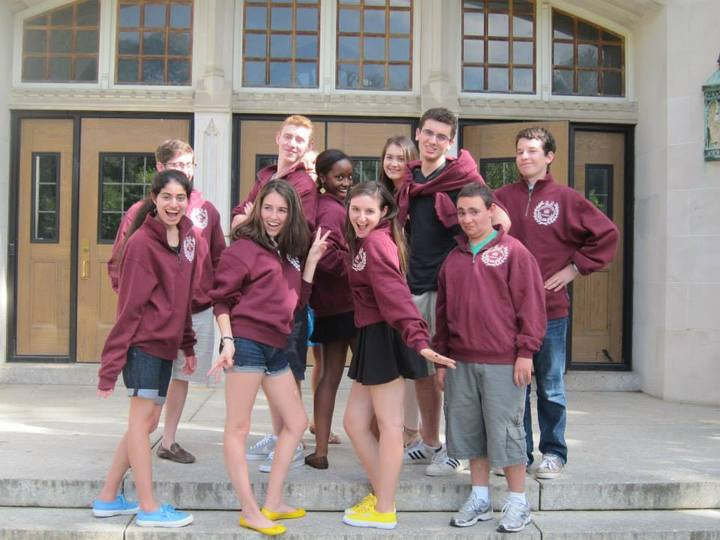 Scarsdale High School Speech And Debate Seniors T-Shirt Photo