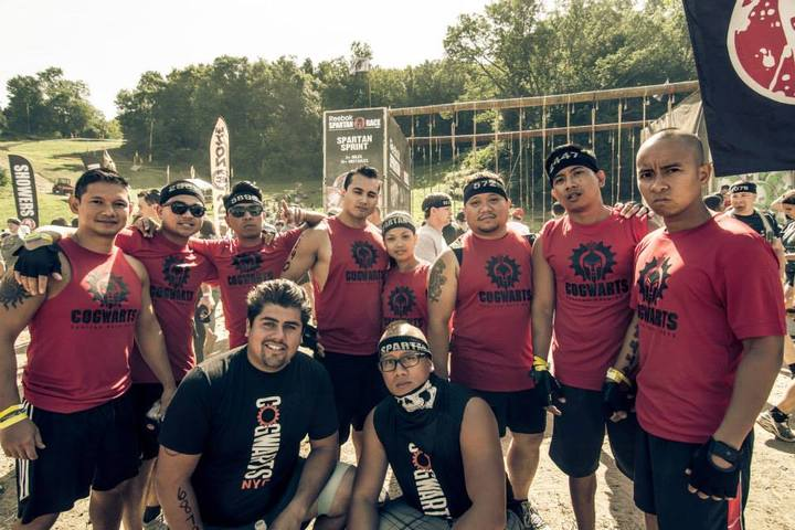 2013 Spartan Race   Team Cogwarts T-Shirt Photo