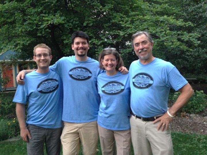 Chumstick Survivors Omaha Clube T-Shirt Photo