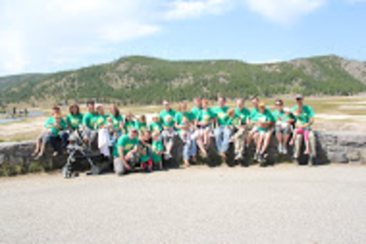 Yellowstone Family Reunion T-Shirt Photo
