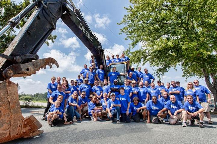 I&J Homebuilders Rock New T T-Shirt Photo