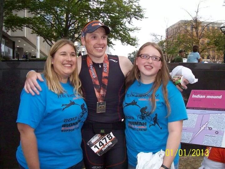 Ironman Wisconsin 2013 T-Shirt Photo