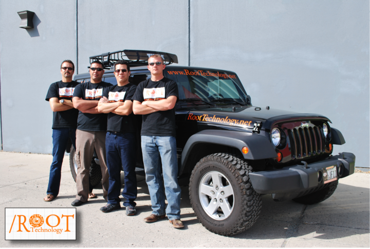 /Root Technology Crew Is Standing By To Help You Secure Your Network! T-Shirt Photo