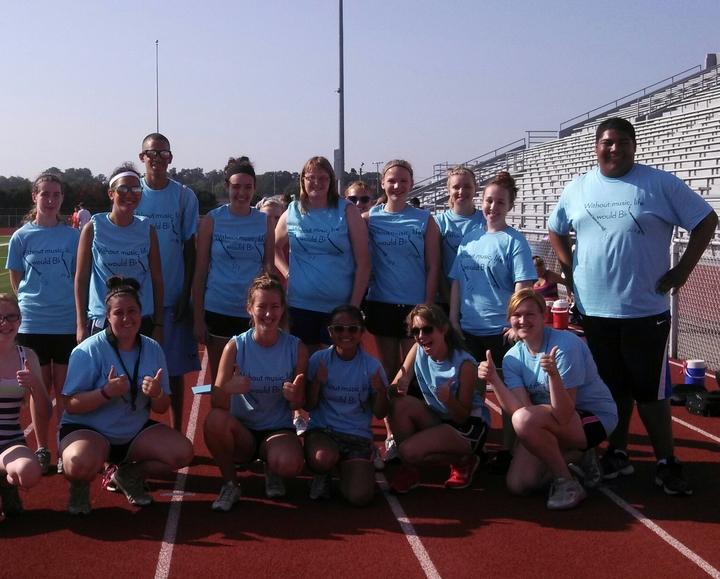 Our Team  T-Shirt Photo