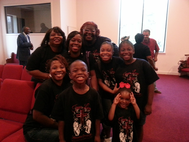 Church Family Day T-Shirt Photo