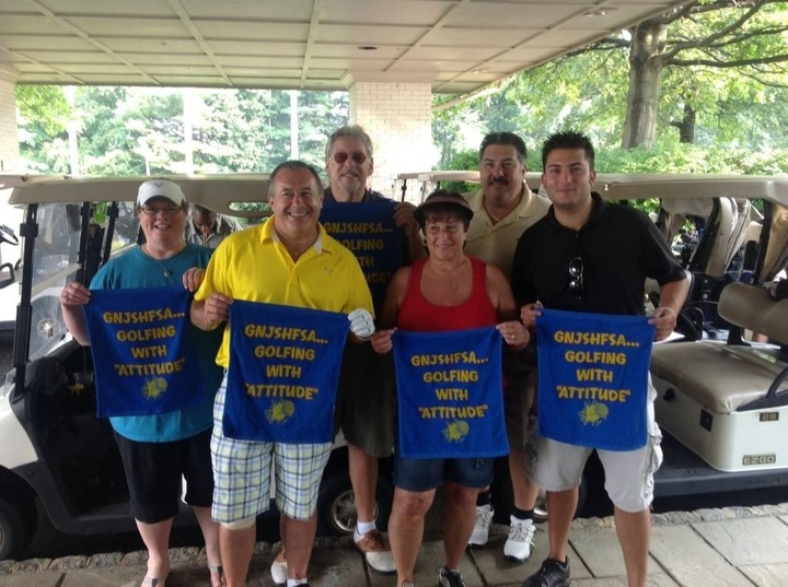 Gnjshfsa Golf Outing T-Shirt Photo