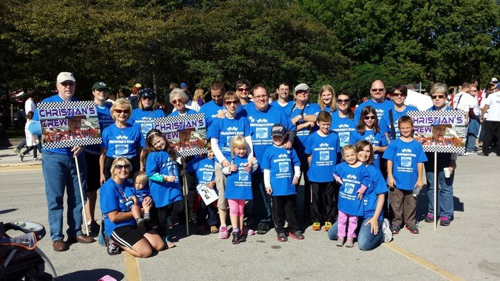 Jdrf Walk 2013 T-Shirt Photo