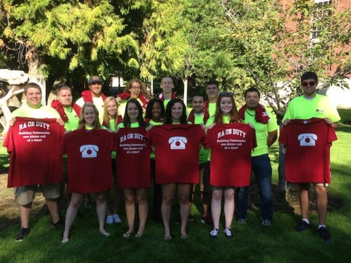 Staff Team Photo! T-Shirt Photo