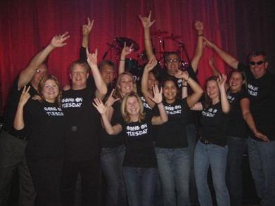 Rock On! T-Shirt Photo