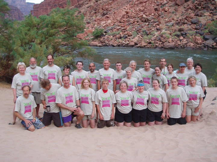 Moki Mac Grand Canyon T-Shirt Photo