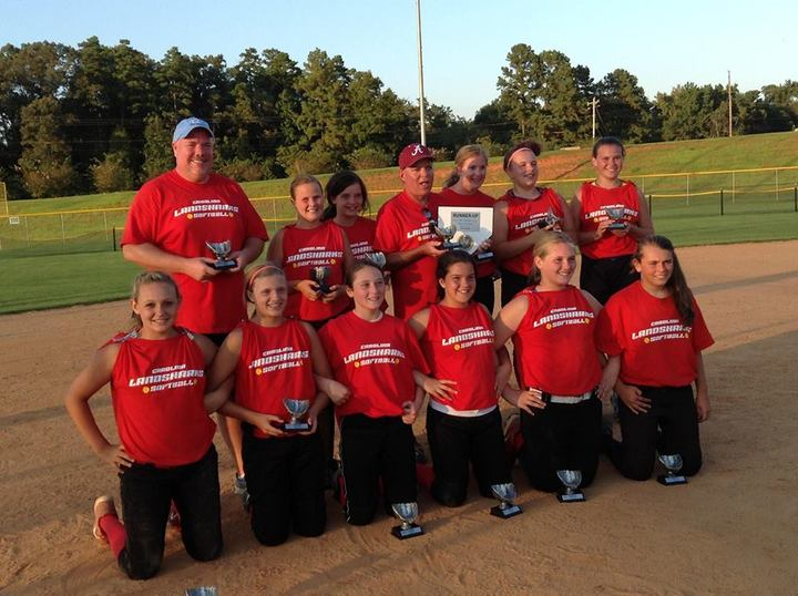 Carolina Landsharks   Runner Up 8 24 13 T-Shirt Photo