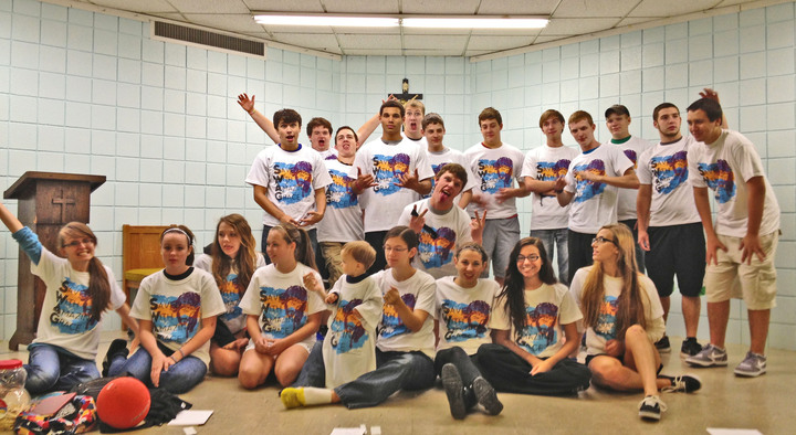 Youth Group Swag T-Shirt Photo