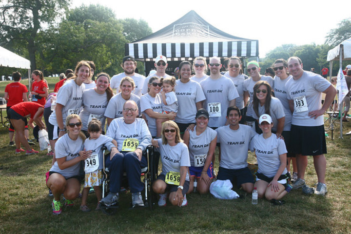 2013 Chicago Lung Cancer Run/Walk T-Shirt Photo