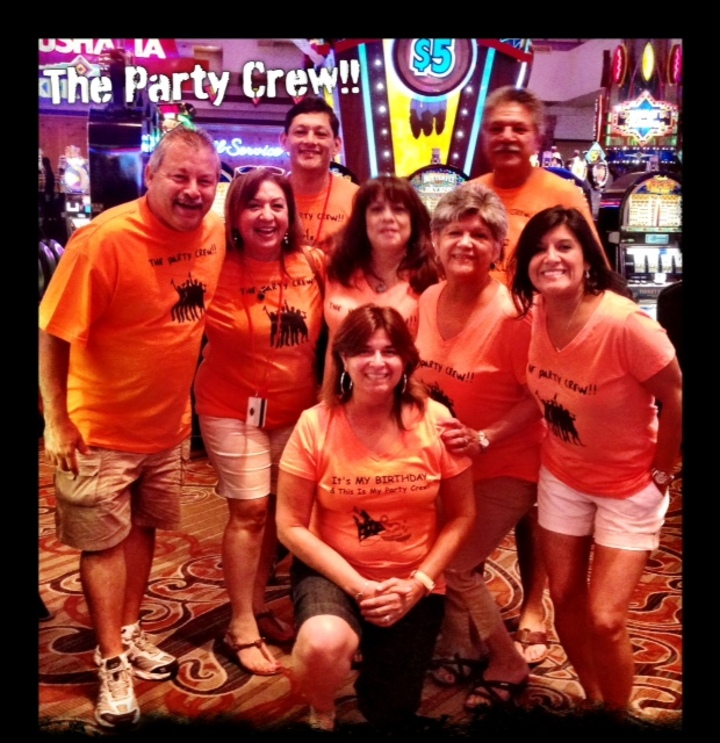 The Party Crew T-Shirt Photo