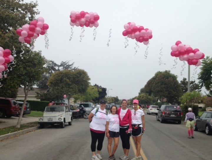 2013 Avon Walk T-Shirt Photo