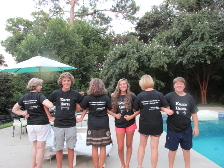 Kurtz Hurtz Morning Crew T-Shirt Photo