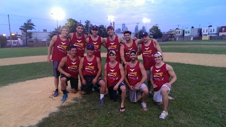 Pssc Softball Champs 2013 T-Shirt Photo