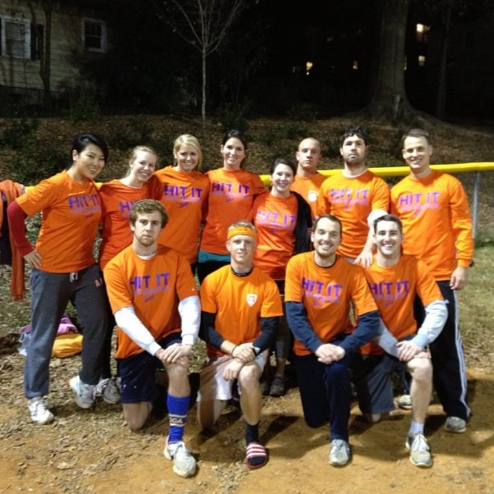 Kickball Rookies  T-Shirt Photo