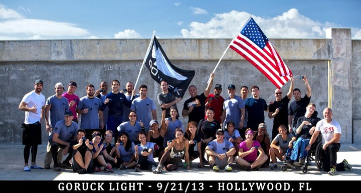 Goruck Light Class 102 T-Shirt Photo