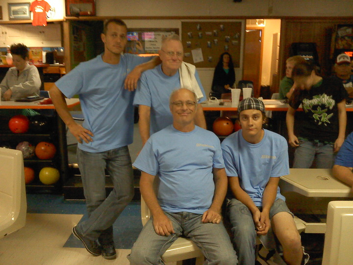 """Silverado's"" T-Shirt Photo"