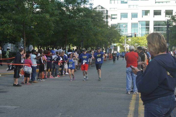 Jersey City Half Marathon: Goldberg Strong T-Shirt Photo