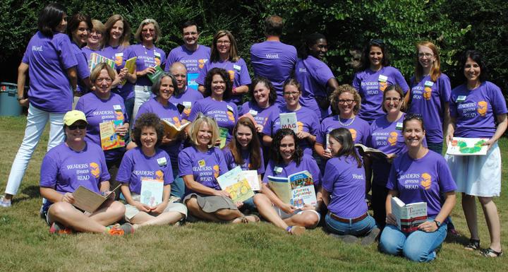 Celebrating International Literacy Day: Readers Gonna Read!  T-Shirt Photo