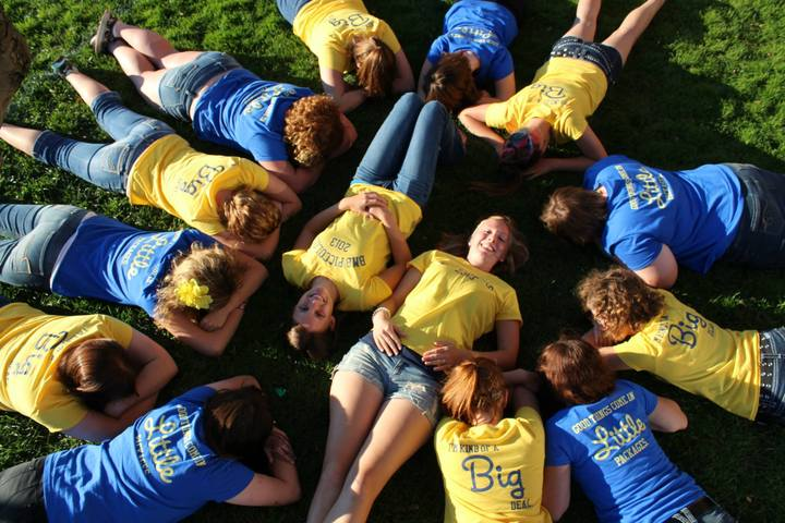 Uwec Marching Piccolos! T-Shirt Photo