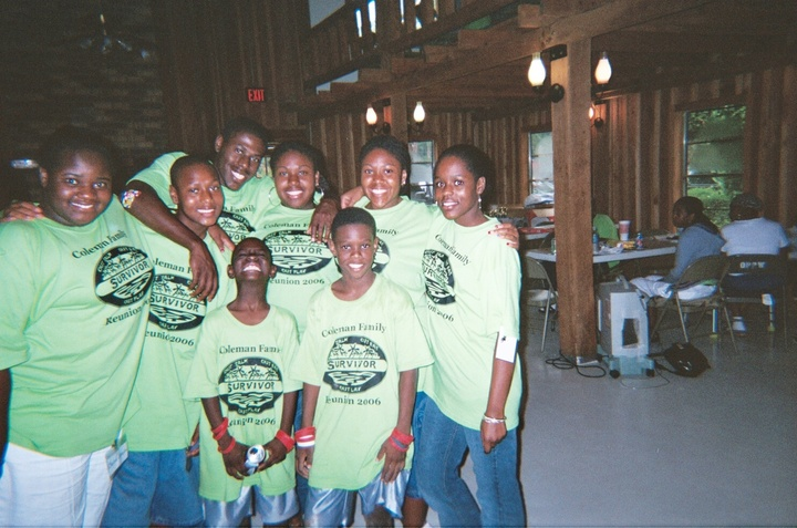 Reunion Kids T-Shirt Photo