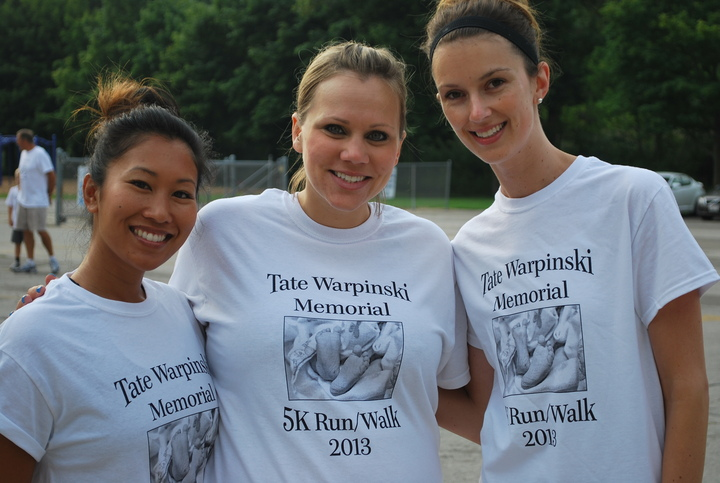 Tjw Memorial Run T-Shirt Photo