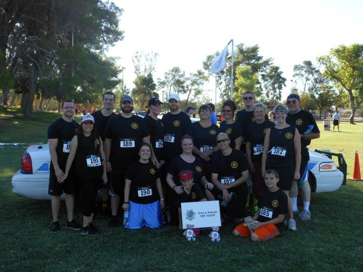 Dps Fallen Officers 5 K T-Shirt Photo