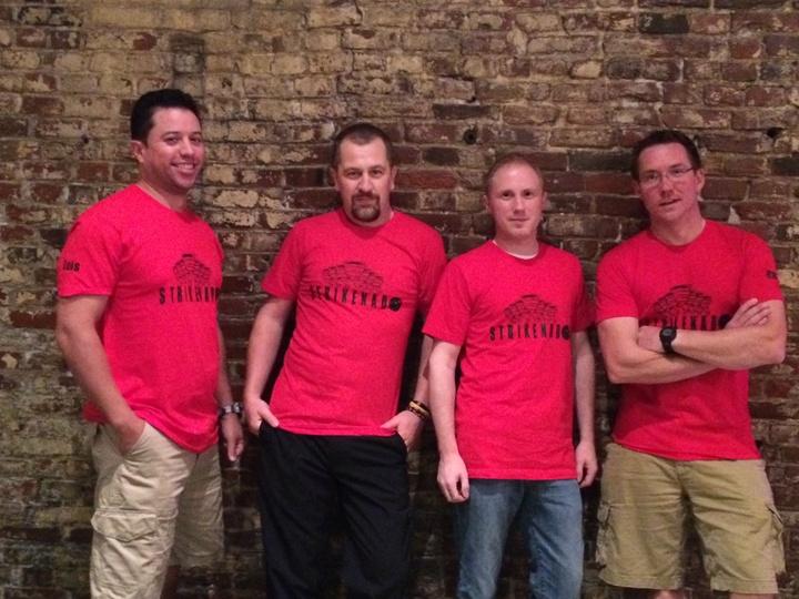 Strike Nado! T-Shirt Photo