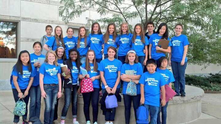 13 14 Yearbook Staff T-Shirt Photo