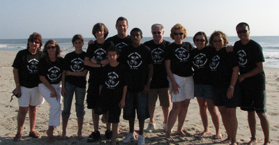 2007 Obx Family Vacation T-Shirt Photo