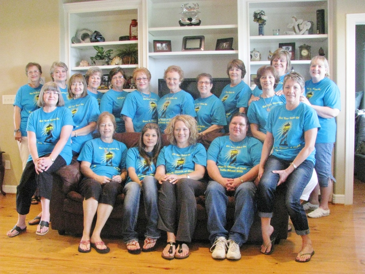 Ladies Beach Retreat 2013 T-Shirt Photo