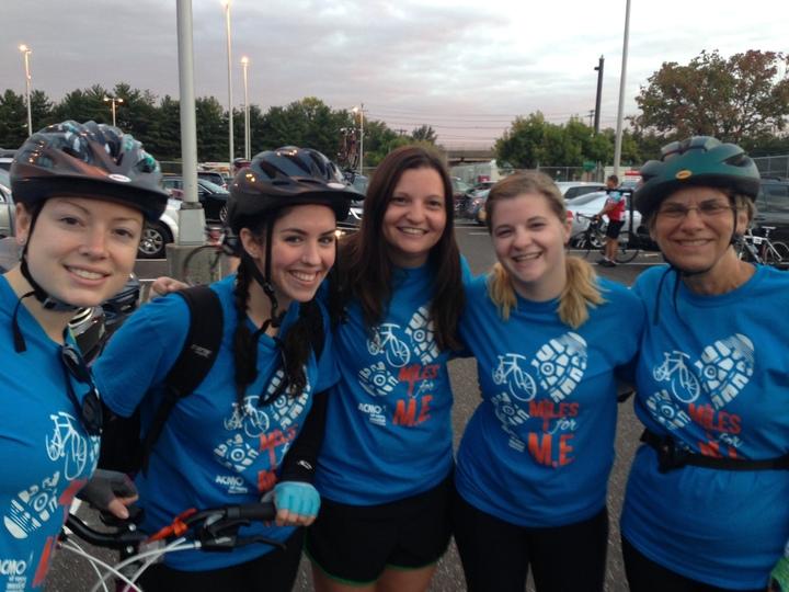 Biker Chicks T-Shirt Photo