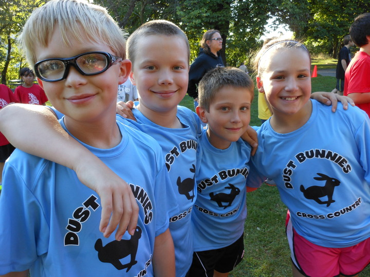 Boys Team  T-Shirt Photo
