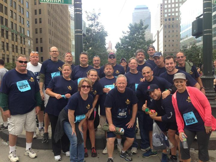 Tunnel To Towers 2013 T-Shirt Photo