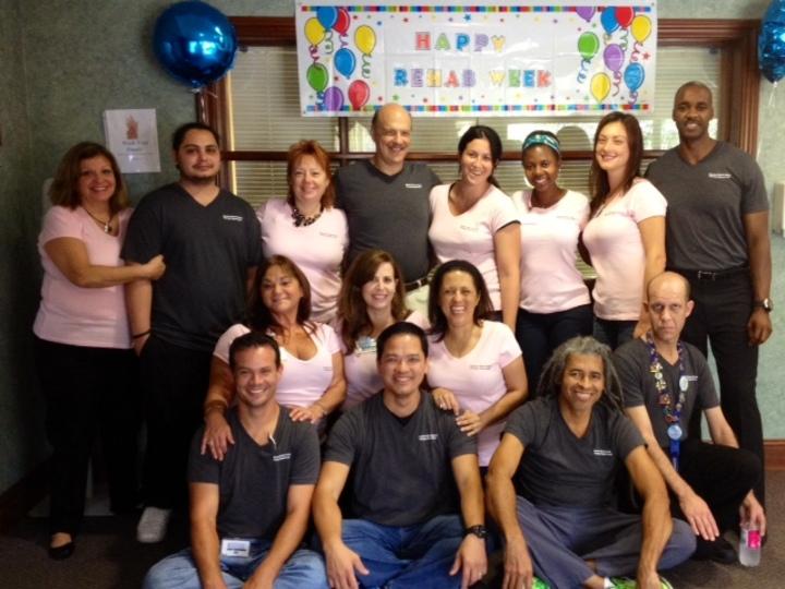 Happy Rehab Week   Thanks To Custom Ink! T-Shirt Photo